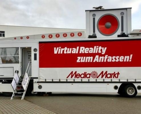 MediaMarkt Truck