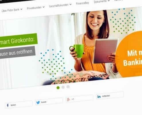 Fidor Bank Banking