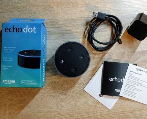 Amazon EchoDot