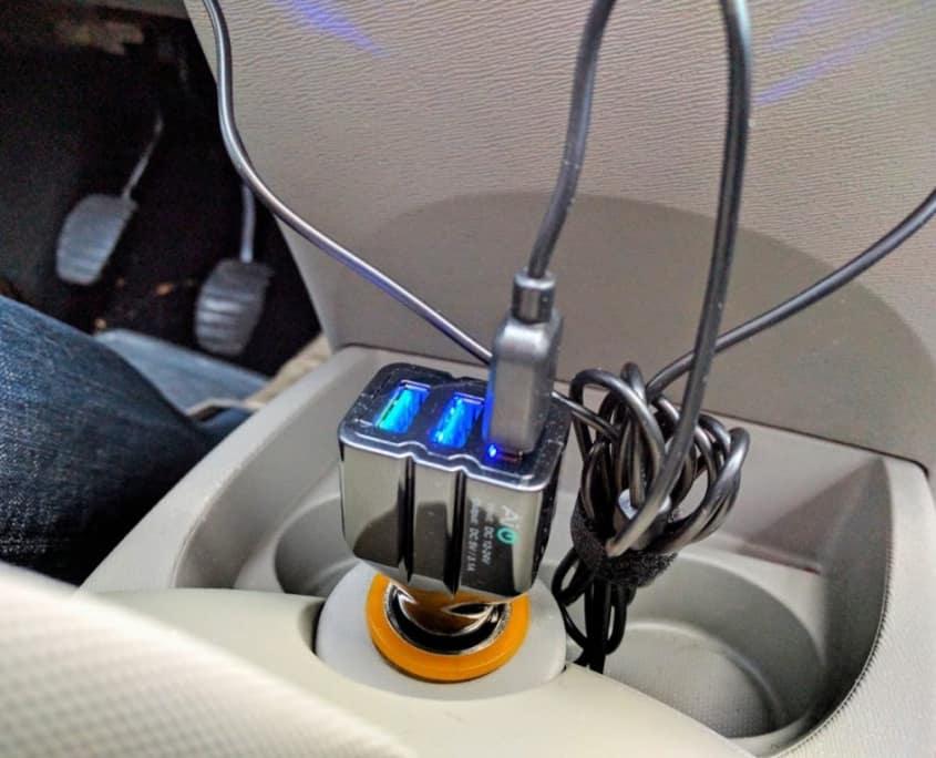 Im Test: Der Aukey BR-C8 Bluetooth 10