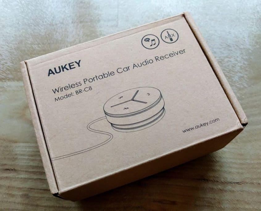 Im Test: Der Aukey BR-C8 Bluetooth 1