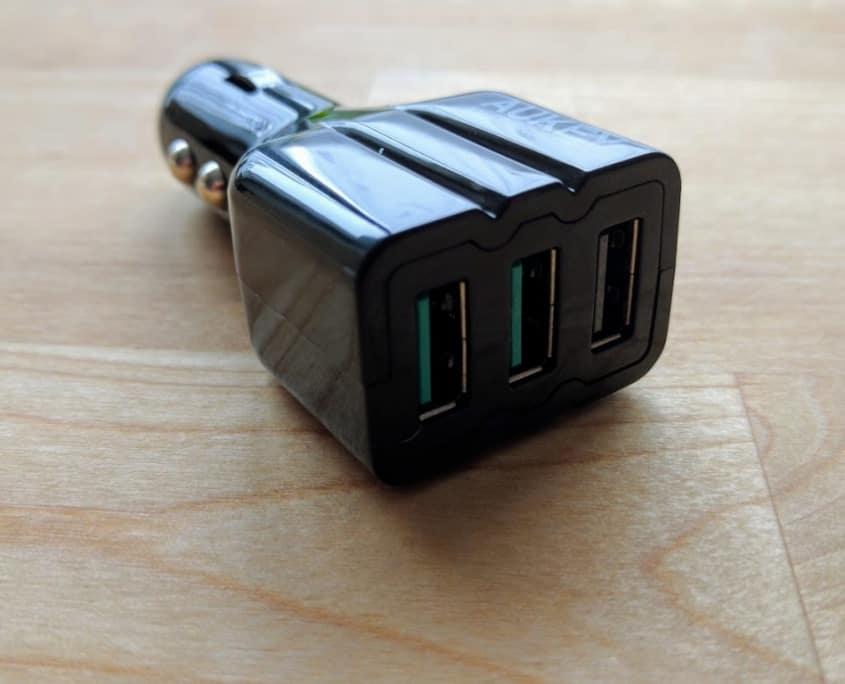 Im Test: Der Aukey BR-C8 Bluetooth 5