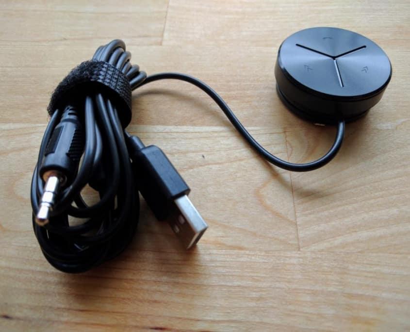 Im Test: Der Aukey BR-C8 Bluetooth 6