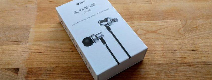 Im Test: Die Jayfi JA40 In-Ear Kopfhörer 1