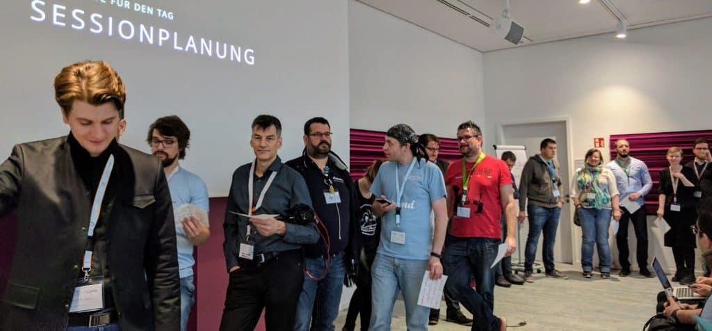 So war das Barcamp München 2017 1