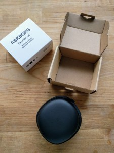 Askborg ExerSound - Headset mit eigenwilliger Bauform 2