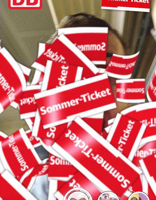 Mit 27 bist du zu alt fürs Sommer-Ticket der Bahn 1