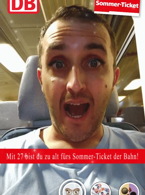 Mit 27 bist du zu alt fürs Sommer-Ticket der Bahn 2