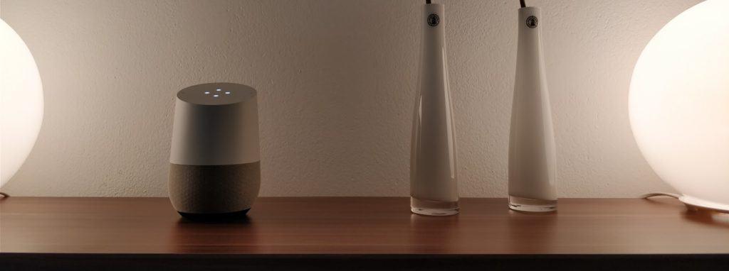 Mein neuer Mitbewohner: Google Home