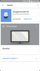 Mein neuer Mitbewohner: Google Home 11