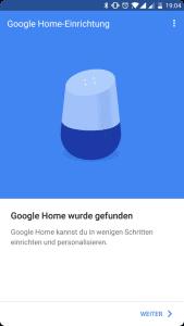 Mein neuer Mitbewohner: Google Home 12