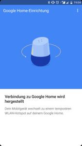 Mein neuer Mitbewohner: Google Home 13