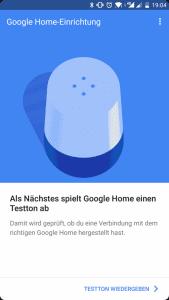 Mein neuer Mitbewohner: Google Home 14
