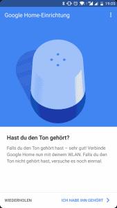 Mein neuer Mitbewohner: Google Home 15