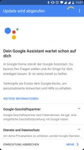 Mein neuer Mitbewohner: Google Home 20