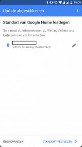 Mein neuer Mitbewohner: Google Home 23