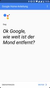 Mein neuer Mitbewohner: Google Home 28