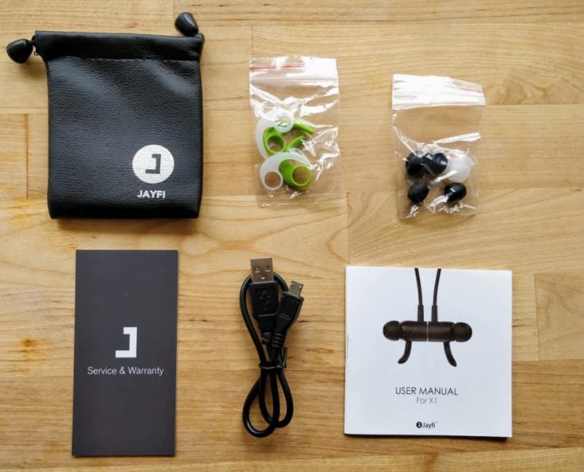 Im Test: Jayfi X1 Bluetooth Kopfhörer 3