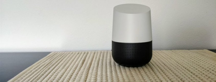 Google Home Basis