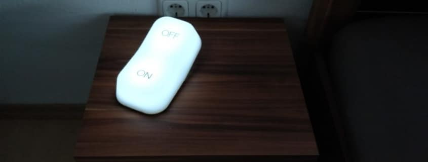 MUID On Off Shape LED Night Light