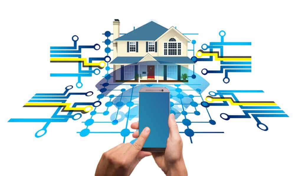 Smart Home - Mein intelligentes zuhause