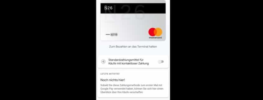 Google Pay startet offiziell in Deutschland 1