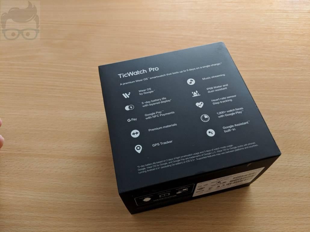 Die neue TicWatch Pro - Das Unboxing 1