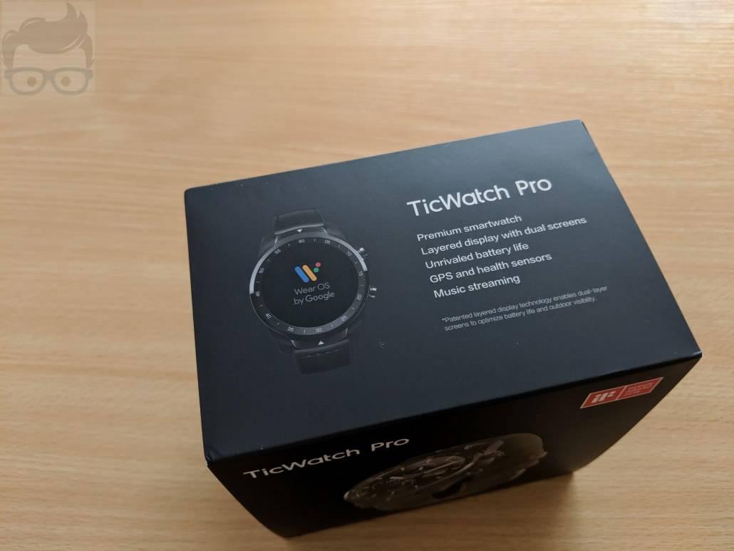 Die neue TicWatch Pro - Das Unboxing 3