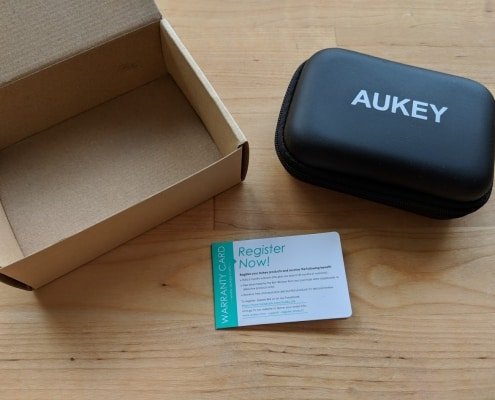 Im Test: Die Aukey PL-BL02 3x HD Telephoto Phone Lens 1