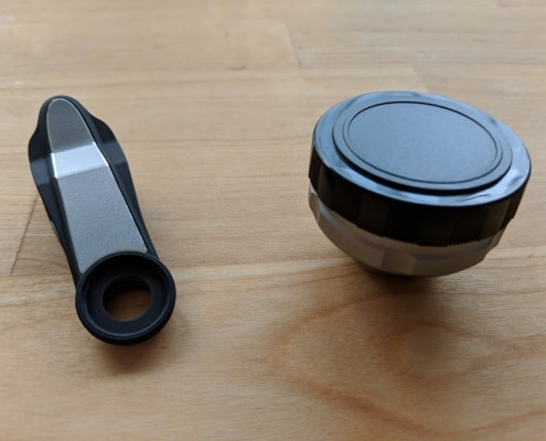 Im Test: Die Aukey PL-BL02 3x HD Telephoto Phone Lens 3