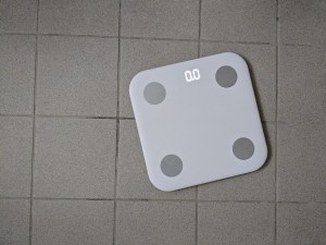 Xiaomi Mi Body Fat Smart Scale 2 - Unboxing