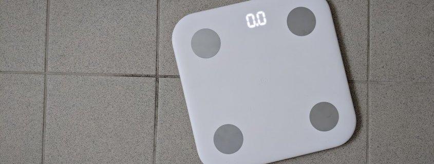 Xiaomi Mi Body Fat Smart Scale Header