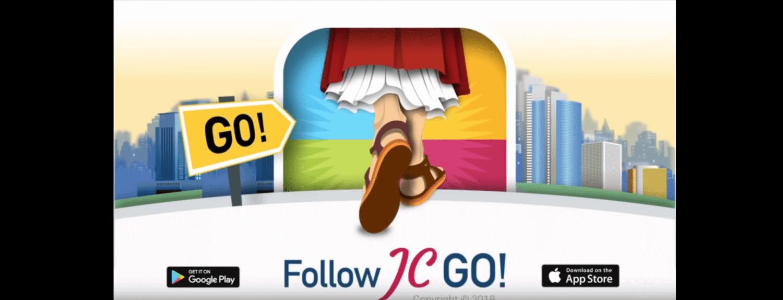 Follow Jesus Christ Go - Buhlt hier die Kirche um die Gunst der Jugend?