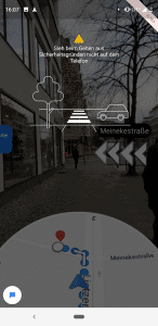 Google Maps Augmented Reality - Navigation startet in Deutschland 10
