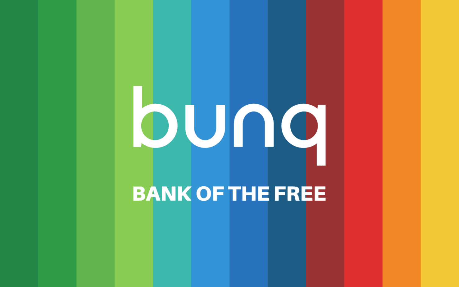 bunq - bank of the f(r)ee