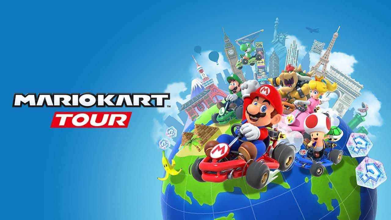 Nicht veregssen: Morgen erscheint Mario Kart Tour für Android und iOS