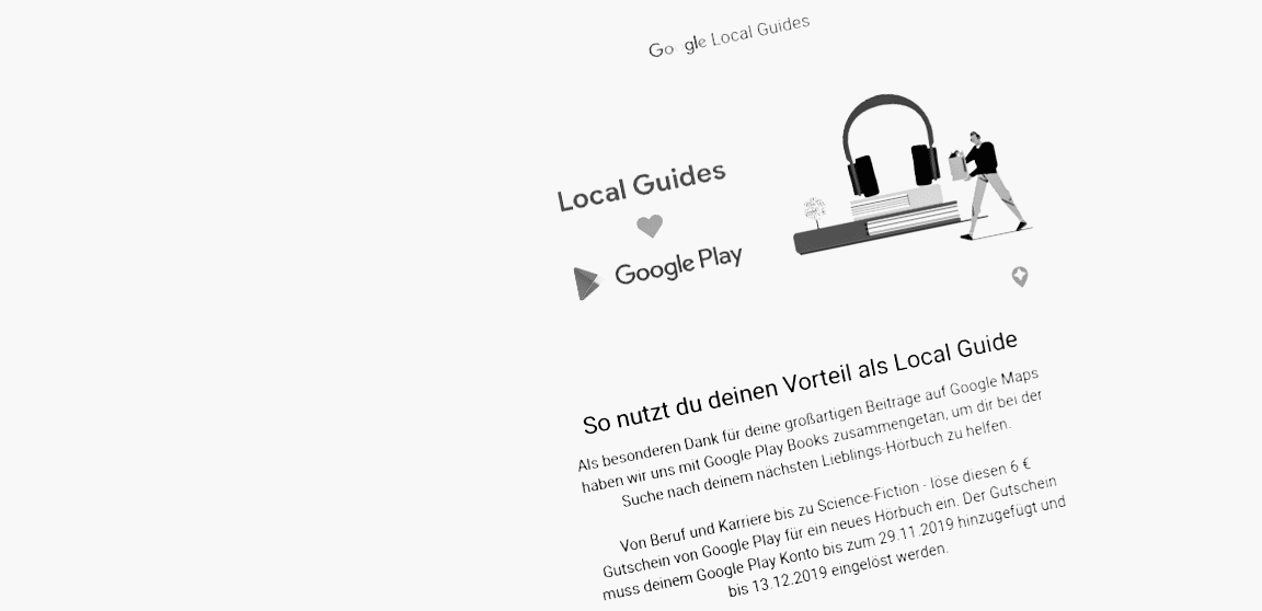 Google belohnt seine Local Guides