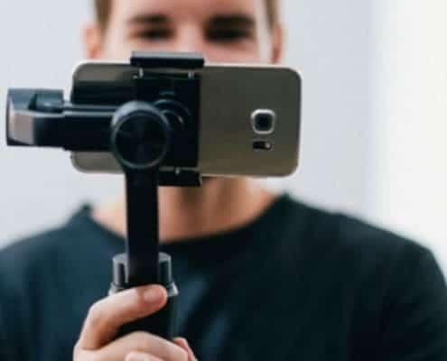 Videoproduktion Smartphone