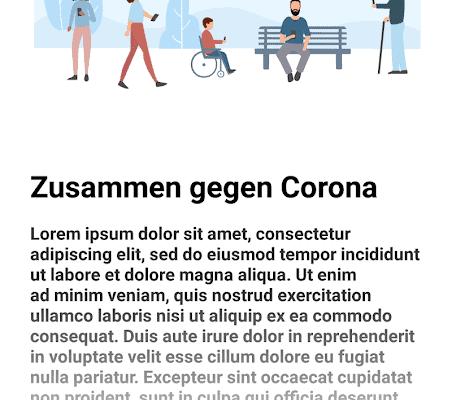 Ein erster Einblick in die Corona-Warn-App 1
