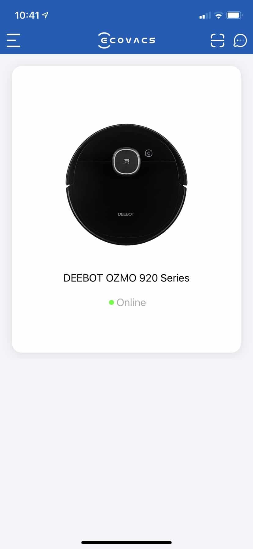 Der Ecovacs Deebot Ozmo 920 im Test 10