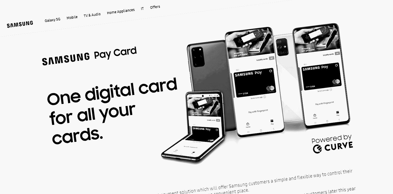 Ankündigung: Die Samsung Pay Card kommt