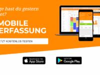 Timesheet IO - Die App zur Zeiterfassung jetzt auch für iOS