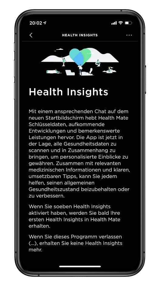 Withings Health Mate Screen 04