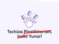 Kundenkarten App Yunar verabschiedet sich