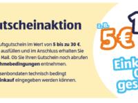 Aldi Süd: 5€ Gutschein beim Kauf von 50€ Google Play Guthaben