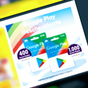 Google Play Netto Header
