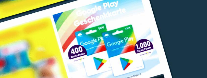 Google Play Netto Header