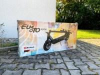 Govecs ELMOTO KICK - Unboxing und erster Eindruck