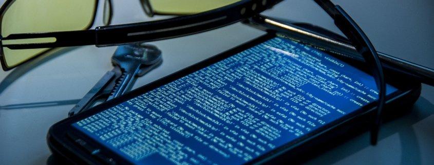 Smartphone SMS Schadsoftware