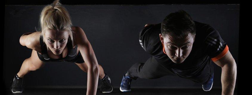 Training zu Hause - Workout